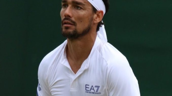 Controversial Tennis Player Fabio Fognini