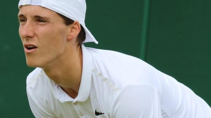 Joe Salisbury wanted to quit tennis