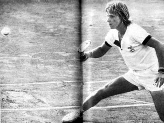 Bjorn Borg was the subject of a movie
