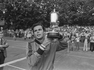 Dutch Open was an old, famous tennis tournament