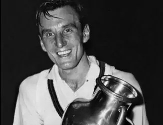 Fred Perry was multi-sport winner