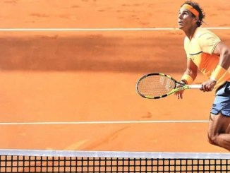 Nadal will be in action on day two of the French Open 2020