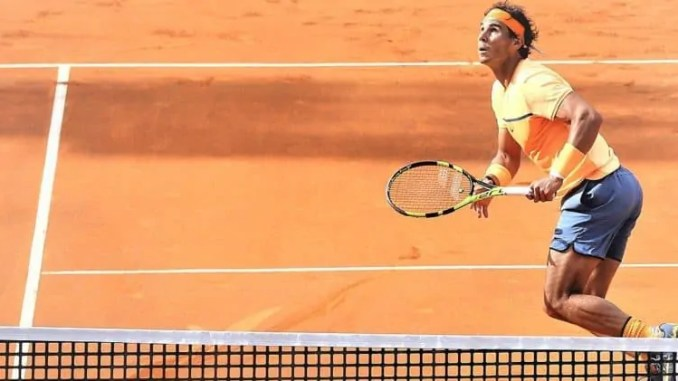 How to watch the Rafael Nadal v David Schwartzman live streaming