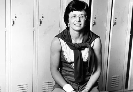 Billie Jean King and the WTA
