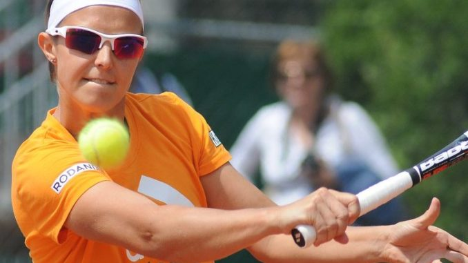 Katerina Siniokova v Kirsten Flipkens Live Streaming, Prediction