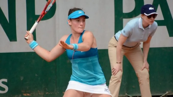 Tamara Zidansek v Oceane Dodin live streaming and predictions