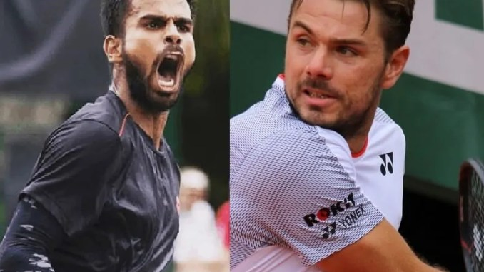 Wawrinka v Nagal live streaming and predictions