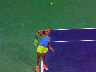 Naomi Osaka Plays Victoria Azarenka in the US Open final