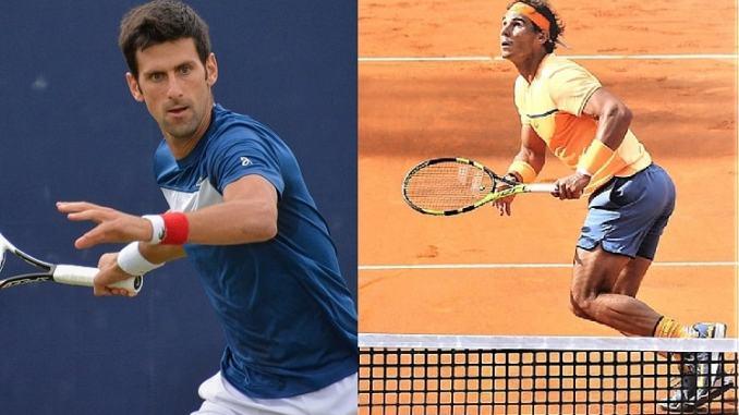 Novak Djokovic v Rafael Nadal live scores, blog & update
