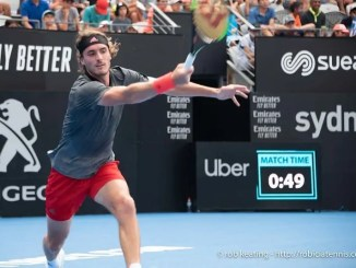 Stefanos Tsitsipas v Grigor Dimitrov live streaming and predictions