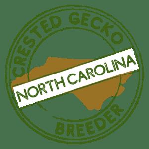 Crested Gecko Breeders in North Carolina