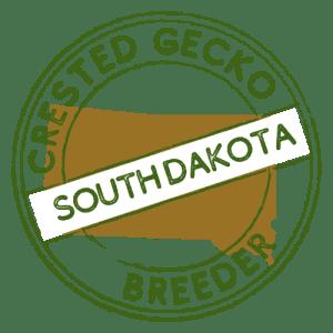 Crested Gecko Breeders in South Dakota