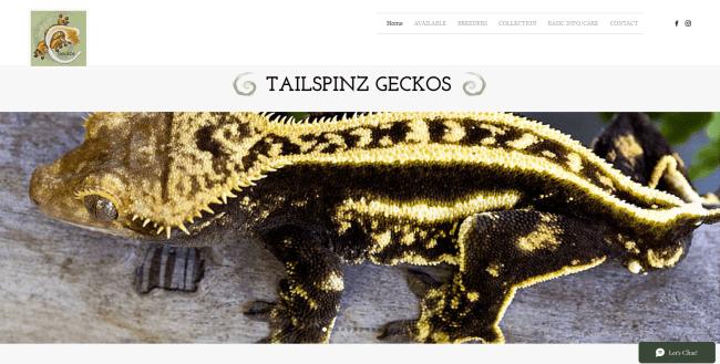 tailspinz geckos reviews