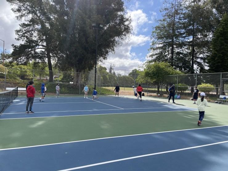 Tennis Summer Summer Camp