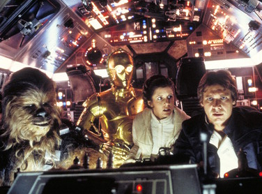 Star wars M Cockpit
