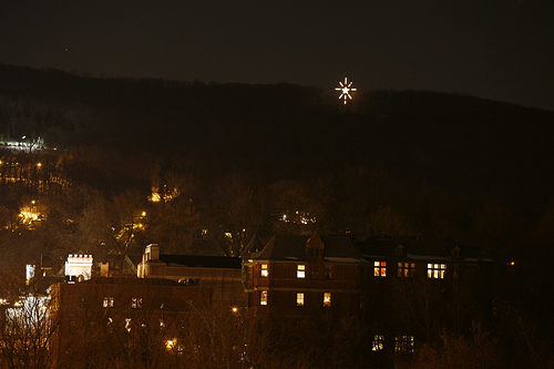 Christmas Bethlehem Pa 2013