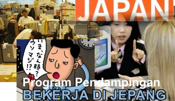 Program Pendampingan ke Jepang di Tensai kursus bahasa di Karawang