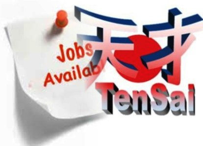 Lowongan kerja kursus bahasa Jepang staff marketing promosi