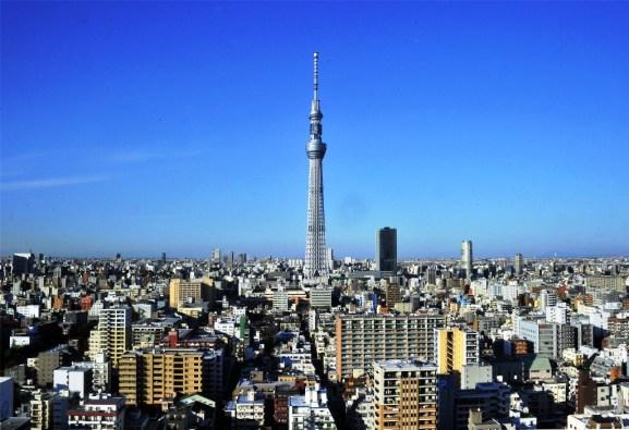 Tokyo Skytree - Tokyo Skytree - www.arabianbusiness.com - kursus bahasa jepang