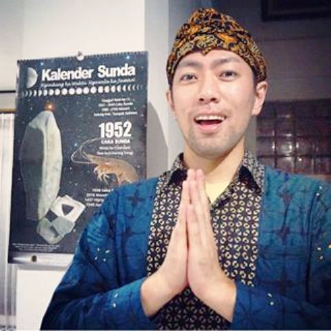Masamu Kamaga Cinta Mati Pada Kota Bandung