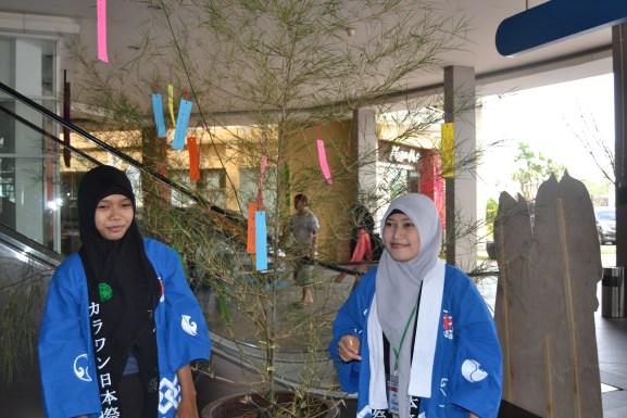 Menggantung Harapan pada Perayaan Tanabata