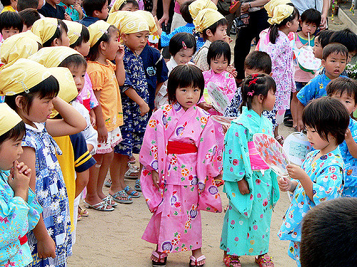 Pendidikan TK di Jepang