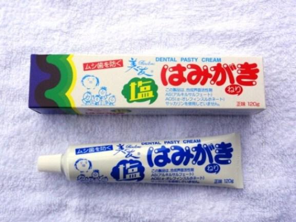 Odol Jepang Rasa Garam
