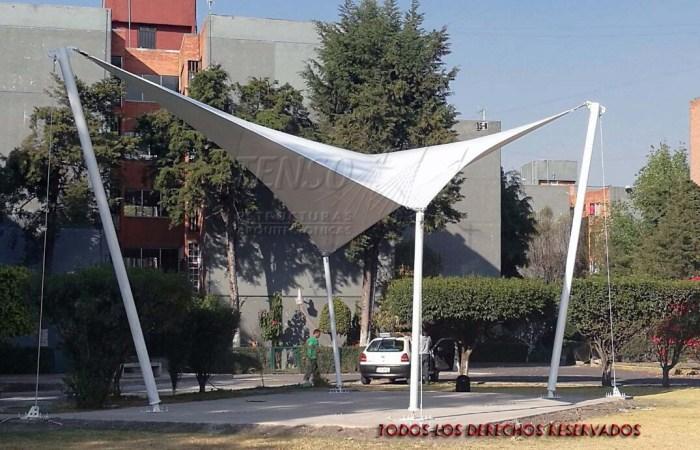 Velaria en Colonia Lindavista