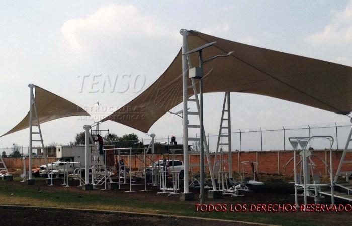 Velaria Universidad Tecnológica del Valle de Toluca