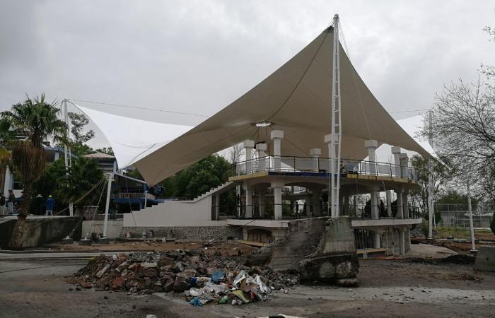 Tenso Estructura  en Purisima del Rincon, Guanajuato
