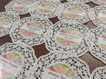 Sticker souvenir sirman