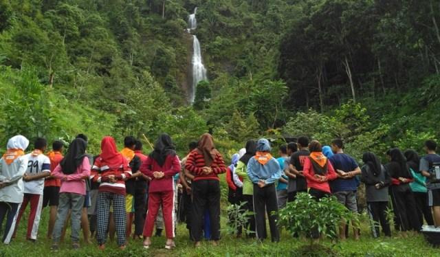 Foto: Apel Latihan Bersama Kelompok Pecinta Alam (dokumen pribadi)