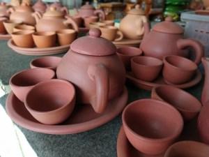 Poci keramik klampok banjarnegara