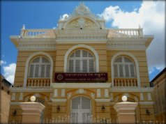 A Nice Building - National Bank of Cambodia