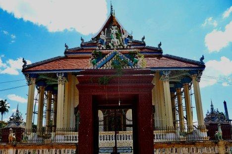 Wat Damrey, Battambang