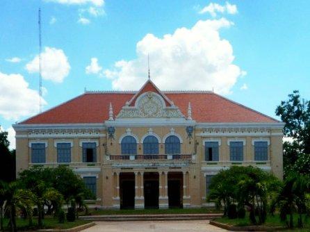 The Governor Residence - Battambang
