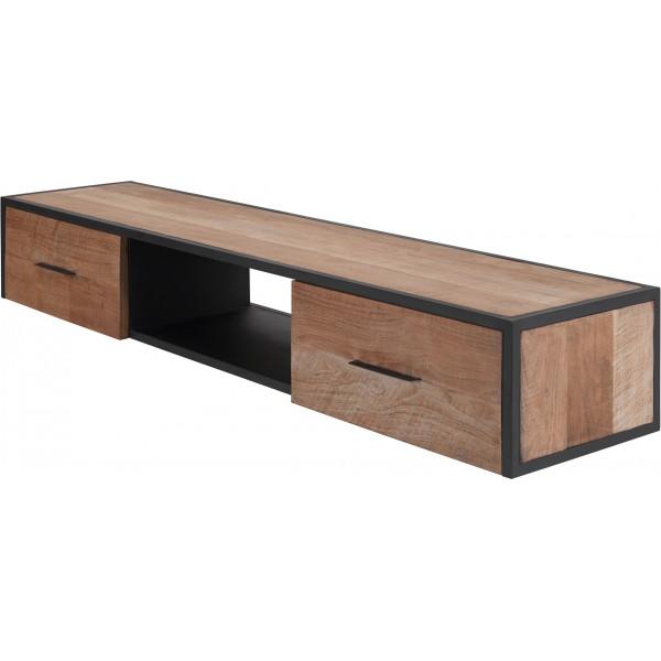 meuble tv suspendu elemental medium