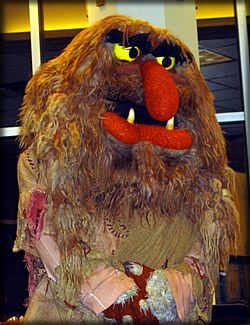 Sweetums the gentle giant