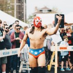 Lucha Libre Photo Cinco de Mayo Event