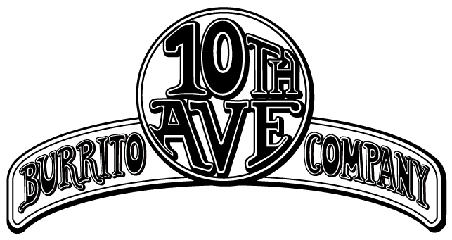 10th Ave Burrito Logo