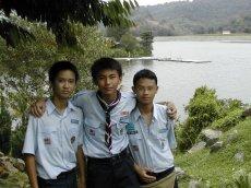 Julian, Tong Hong and Seong Bin