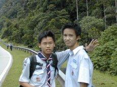 Kuan Jhun and Julian