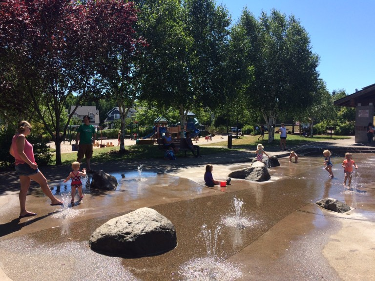 The best parks in West Linn, Oregon make for summer fun outside of Portland. Ten Thousand Hour Mama