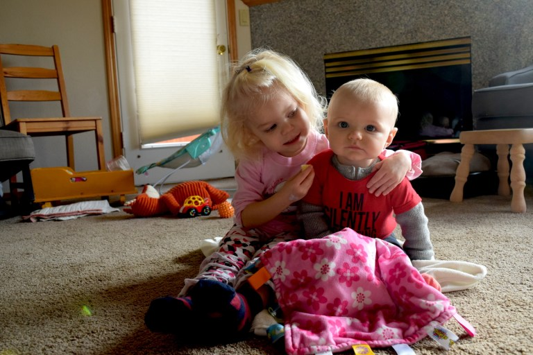 How to help Big Sister adjust to a new baby - Ten Thousand Hour Mama