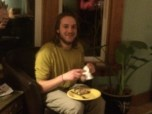 Jake the Kale salad guy!