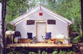 Exterior Big Tent
