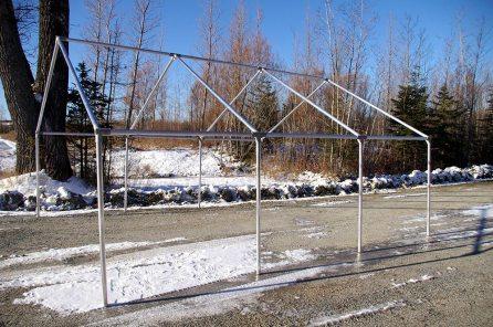 aluminum tent frame