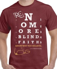 No More Blind Faith!