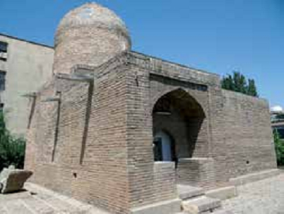 Tomb of Esther and Mordecai - Hamadan - Western Iran