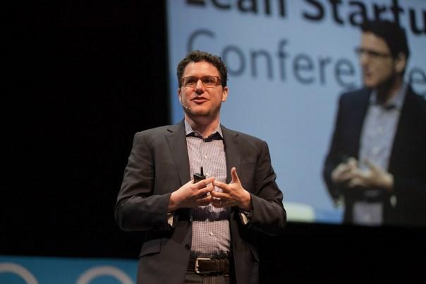 Eric Ries autor de The Lean Startup